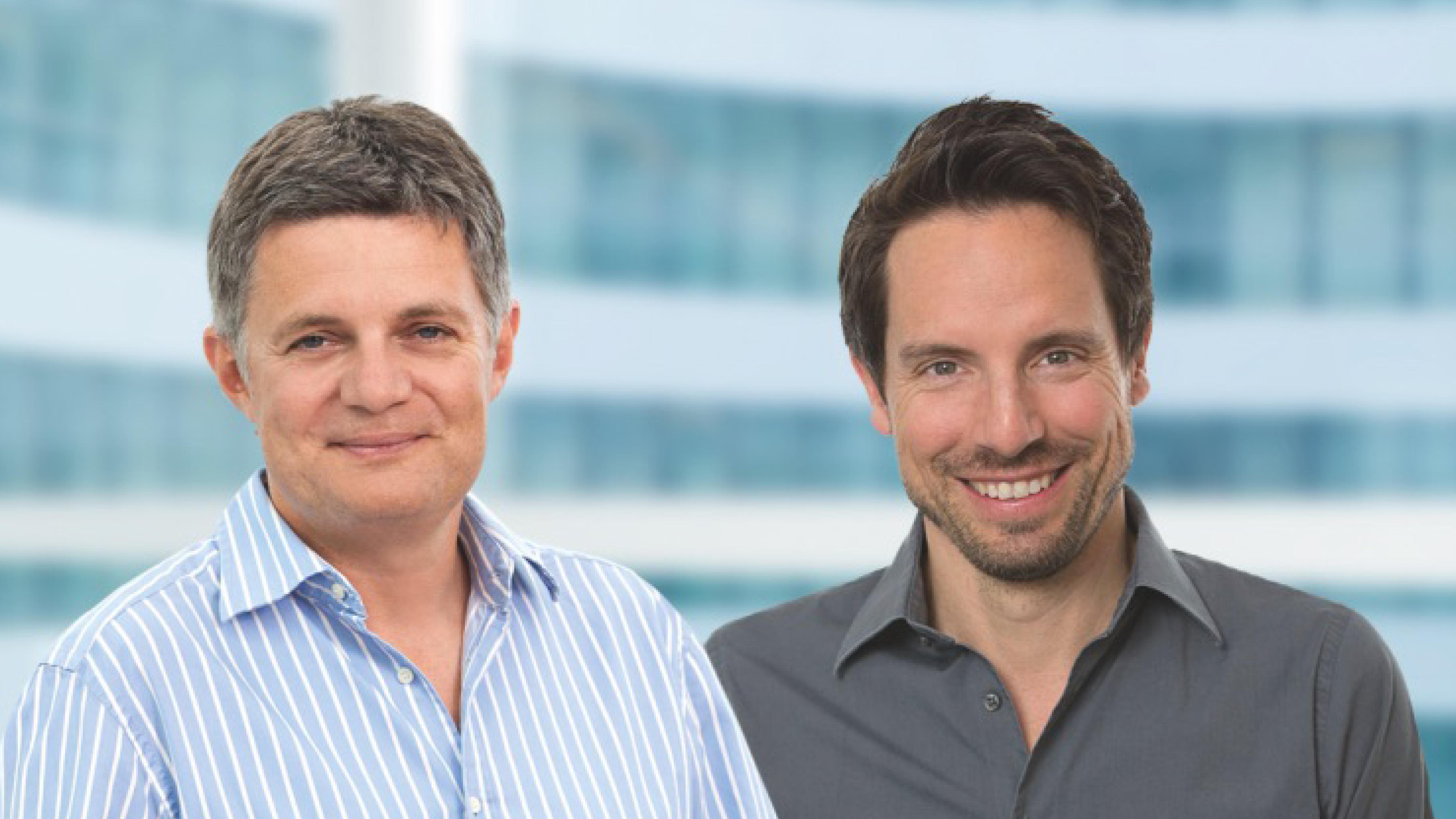 Dr. med. Rainer Wiltfang und Dr. med. Martin Bechmann